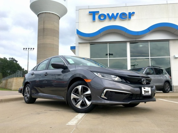 2020 Honda Civic in Longview, TX