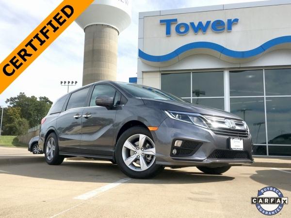 2018 Honda Odyssey in Longview, TX