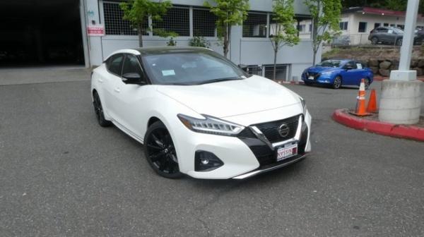 2020 Nissan Maxima in Bellevue, WA