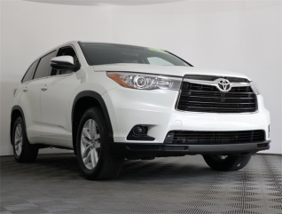 2016 Toyota Highlander Le V6 Fwd For In West Palm Beach Fl