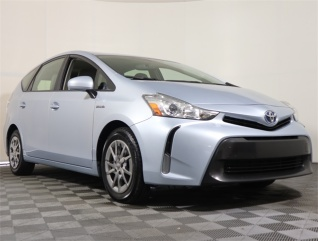Used 2015 Toyota Prius V Five For Sale In West Palm Beach, FL