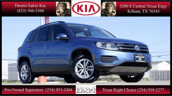 2017 Volkswagen Tiguan in Killeen, TX