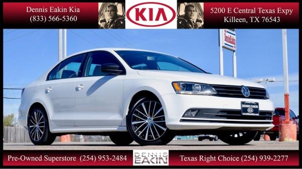 2015 Volkswagen Jetta in Killeen, TX