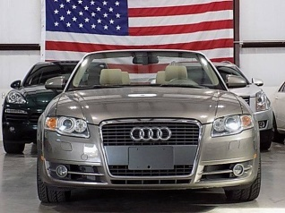 2008 Audi A4 Cabriolet 2 0t Fronttrak Cvt For In Houston Tx
