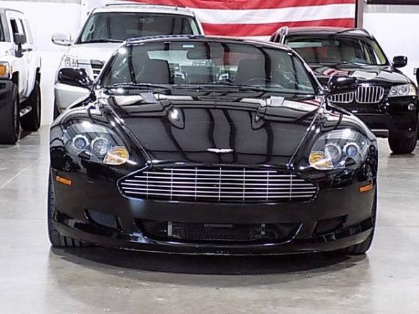 2007 Aston Martin DB9 Base