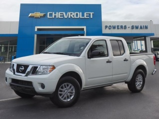 Exceptional Used 2017 Nissan Frontier SV V6 Crew Cab 2WD Auto For Sale In Fayetteville,  NC