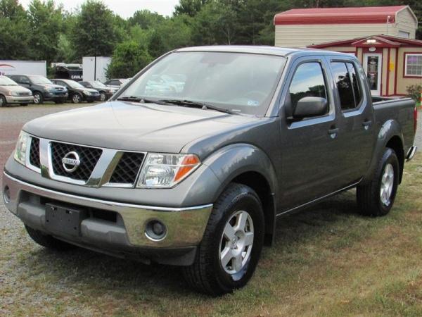 2005 Nissan Frontier in Warrenton, VA