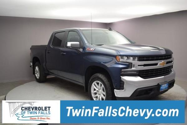2020 Chevrolet Silverado 1500 in Twin Falls, ID