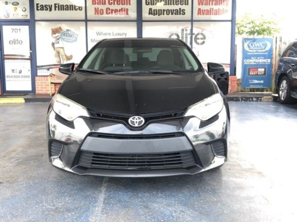 Toyota Dealership Fort Lauderdale >> 2015 Toyota Corolla L Manual For Sale In Fort Lauderdale Fl