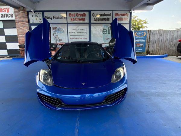 2014 McLaren MP4-12C in Fort Lauderdale, FL