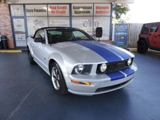 2006 Ford Mustang Gt Deluxe Convertible For In Fort Lauderdale Fl