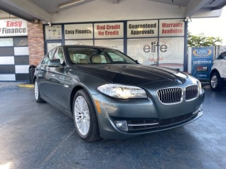 BMW Fort Lauderdale >> Used Bmw 5 Series For Sale In Fort Lauderdale Fl Truecar
