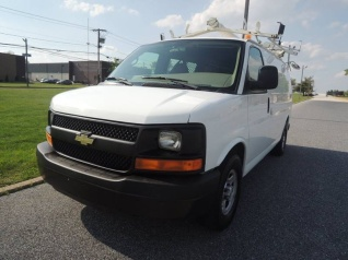 Used 2007 Chevrolet Express Cargo Vans For Sale Truecar