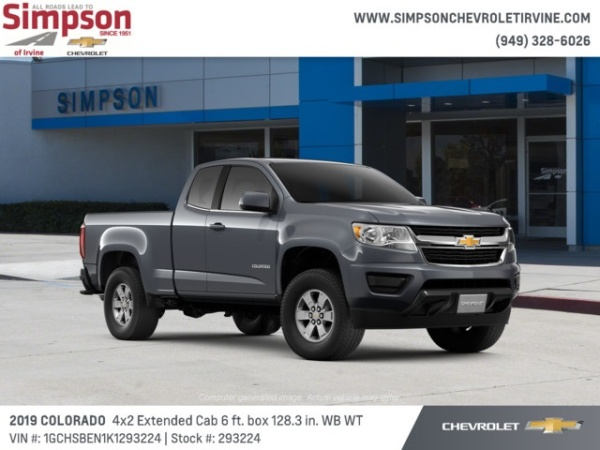 2019 Chevrolet Colorado in Irvine, CA