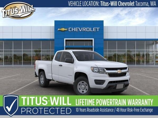 2020 Chevrolet Colorado in Tacoma, WA