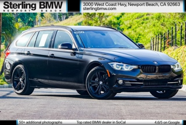 2017 BMW 3 Series in Newport Beach, CA