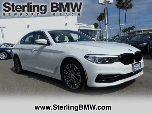2019 BMW 5 Series in Newport Beach, CA
