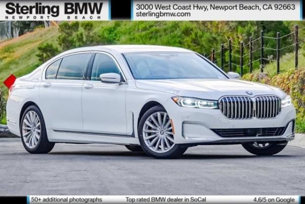 2020 BMW 7 Series in Newport Beach, CA