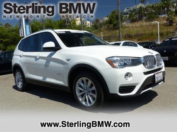 2016 BMW X3 in Newport Beach, CA