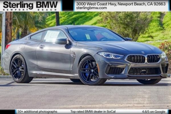 2020 BMW M8 in Newport Beach, CA