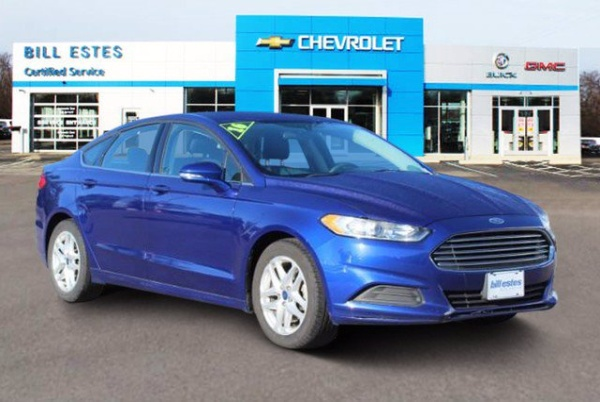 2016 Ford Fusion in Lebanon, IN