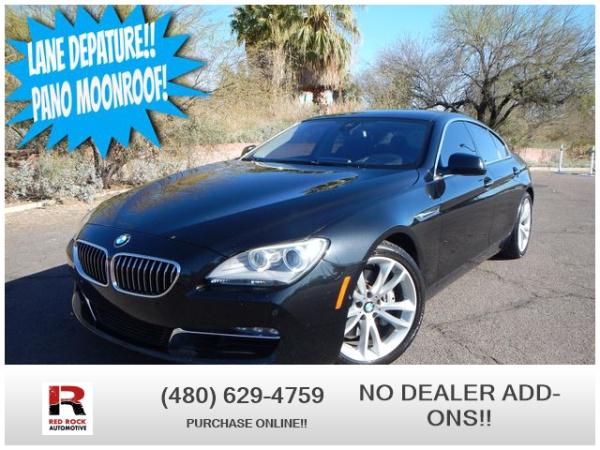 2013 BMW 6 Series in Mesa, AZ
