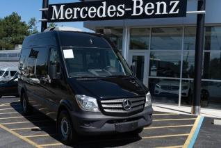 Used 2017 Mercedes Benz Sprinter Passenger Vans For Sale Truecar
