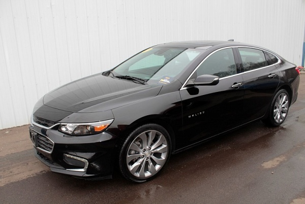 2017 Chevrolet Malibu in Michigan Center, MI