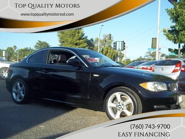 2010 BMW 1 Series in Escondido, CA