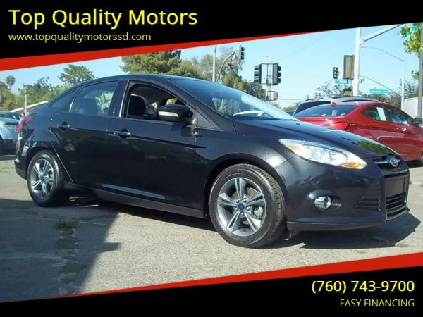 2014 Ford Focus in Escondido, CA
