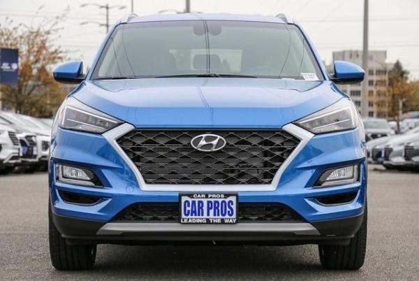 2019 Hyundai Tucson Sport Awd For Sale In Renton Wa Truecar