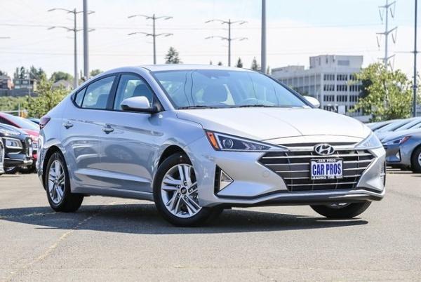 2020 Hyundai Elantra in Renton, WA