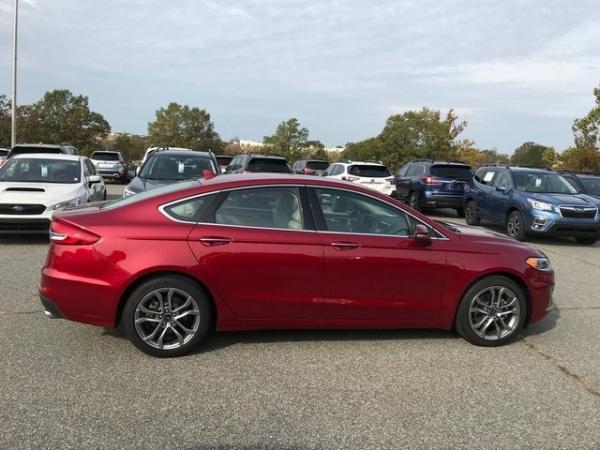 2019 Ford Fusion in Greensboro, NC
