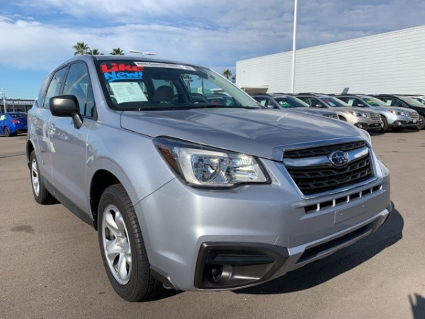 2017 Subaru Forester in National City, CA
