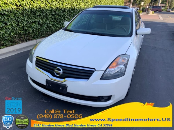 2008 Nissan Altima in Garden Grove, CA