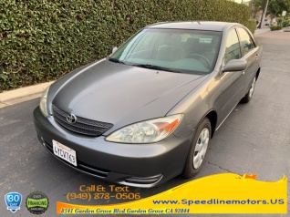 2002 camry manual transmission
