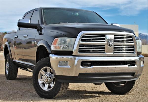 2012 Ram 3500 in Albuquerque, NM