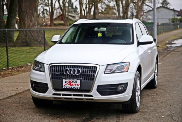 2012 Audi Q5 Reviews, Ratings, Prices - Consumer Reports