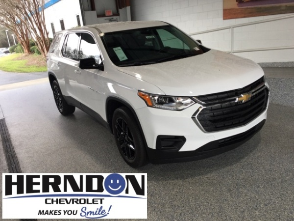 2020 Chevrolet Traverse in Lexington, SC