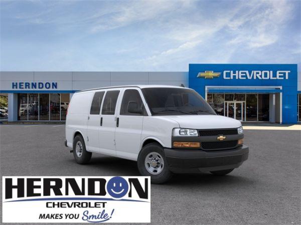 2020 Chevrolet Express Cargo Van in Lexington, SC
