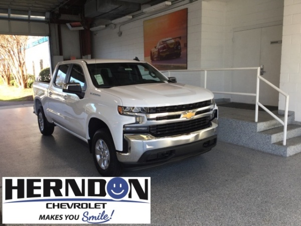 2020 Chevrolet Silverado 1500 in Lexington, SC