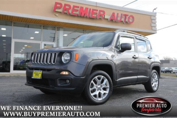 2016 Jeep Renegade in Waldorf, MD