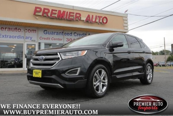 2015 Ford Edge in Waldorf, MD