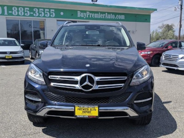 2016 Mercedes-Benz GLE GLE 350 4MATIC For Sale in Waldorf ...
