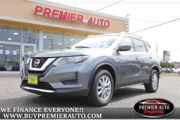 2017 Nissan Rogue in Waldorf, MD