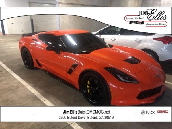 2019 Chevrolet Corvette