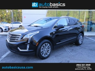 Used 2017 Cadillac Xt5 For Sale 522 Used 2017 Xt5 Listings Truecar