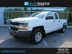 2017 Chevrolet Silverado 1500 Work Truck Double Cab Standard Box 4WD for Sale in Jacksonville, FL