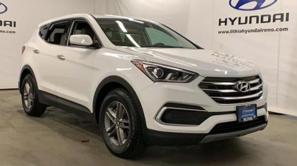 2018 Hyundai Santa Fe Base