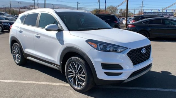 2020 Hyundai Tucson in Reno, NV